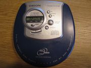 Orion PCD-804 Portable CD Player