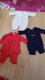 3 Babystrampler