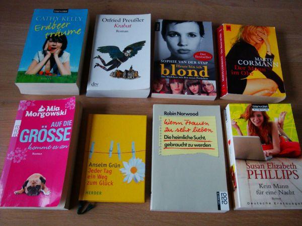 Suchst du Bücher 1 Kartons