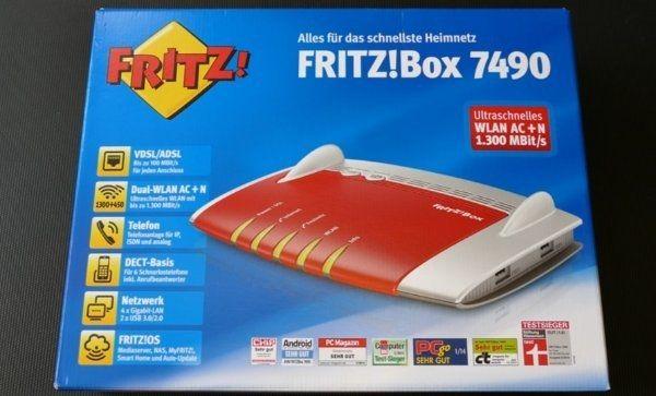 FRITZ! Box 7490