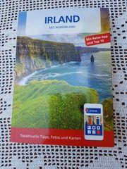 Neuwertiger moderner Reiseführer Irland und