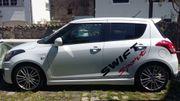 Suzuki Swift Sport Sondermodell