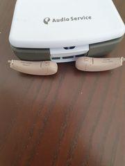 Hörgeräte Hilfen von Audio Service