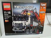 LEGO Technic 42043 -Mercedes-Benz Arocs