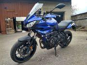 Yamaha MT07 Tracer 700