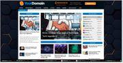 Auto CRYPTO BitCoin News Webseite