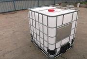 Gebrauchte 1000 Liter IBC Tanks