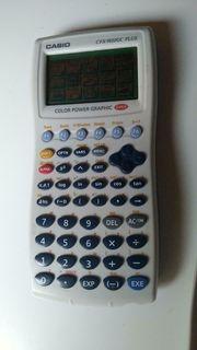 Grafikfähiger Taschenrechner Casio CFX-9850GC PLUS