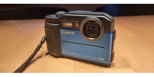 Panasonic LUMIX DC-FT7EG-A Outdoor Kamera