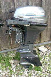 Aussenborder Yamaha 8 PS 4