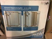 Geuther Schwenk-Treppenschutzgitter NEU OVP