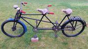 Bismarck Tandem Fahrrad