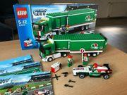 LEGO-City Formel 1 Truck 60025