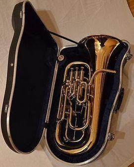 Blasinstrumente - Euphonium Antoine Courtois Paris