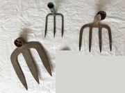 Aufsatz Gartenwerkzeuge ohne Stiel Gabel