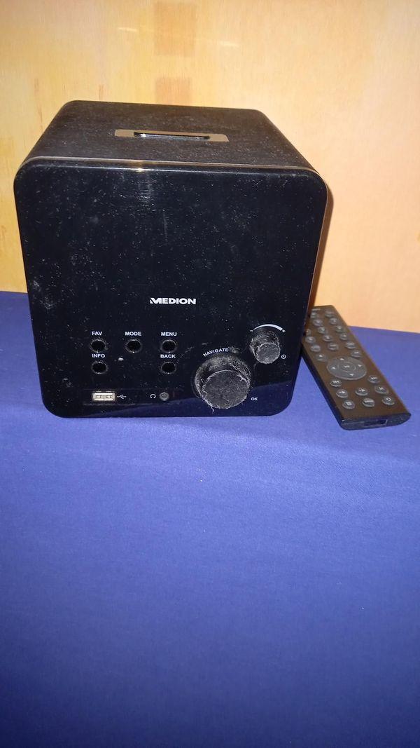 Digitalradio Medion