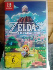 2 Nintendo Switch Spiele Zelda