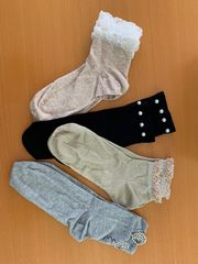 neue Calzedonia Socken one size