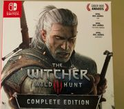 Witcher 3 Wild Hunt Nintendo