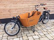 Elektro-Lastenrad Babboe City E Cargo