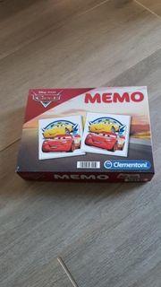 Memo von Disney-Cars