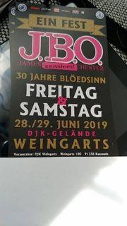 JBO - 30 Jahre Blödsinn