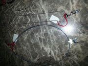 66 Teile Ketten Ohrringe Haarspangen