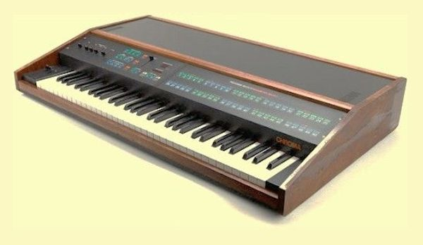 Rhodes Chroma analog Syntheiszer rar