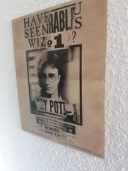 Harry Potter 3D Bild