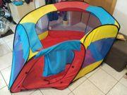 Bällebad PopUp Zelt 120x80 gegen