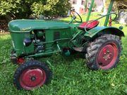 Traktor Deutz D15