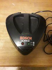 Bosch AL 3640 CV Ladegeräte