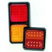 12 24V LED Anhänger Rücklicht