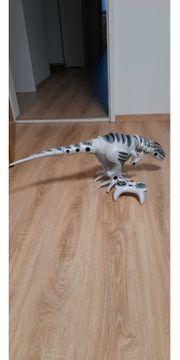 Elektrischer Dino