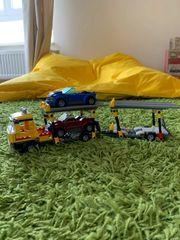 Lego autotransporter 60600 und 60017