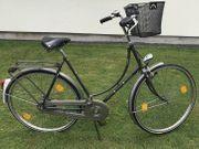 Sehr gut erhaltene Gazelle Hollandrad