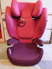 Kindersitz Cybex gold solution M-fix