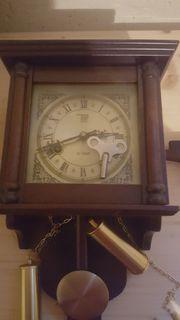 Alte Wanduhr - Pendeluhr w-chrono 31