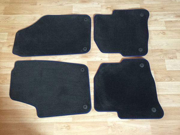 Original VW Polo 9N Fußmatten