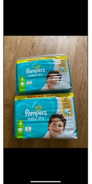 Pampers Windeln Baby Dry Gr