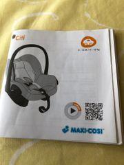 Kinderwagen der Firma Maxi Cosi