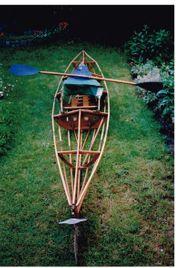 Faltboot-Einer