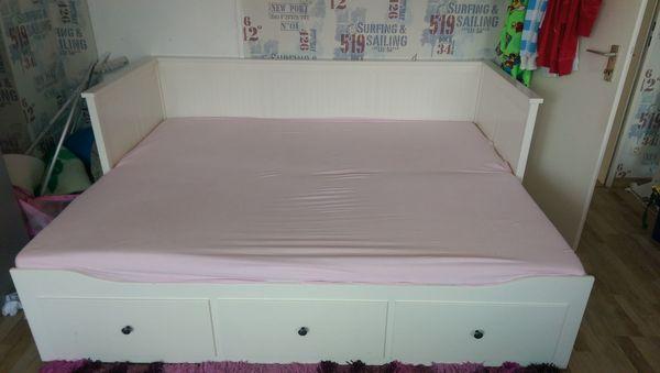 IKEA HEMNES Tagesbett Bettsofa ausziehbar