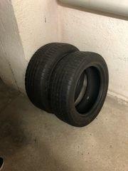Gebrauchte Reifen 225 55 17