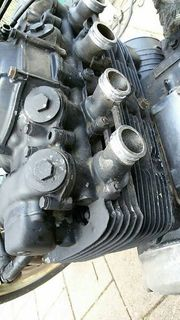 Motor für Honda cb 550