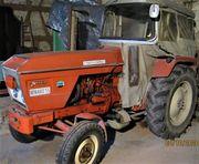 Traktor Oldtimer Renault 55