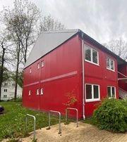 Bürocontainer Wohncontainer Containeranlage 2 Geschosse