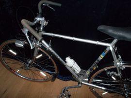 Sonstige Fahrräder - Oldtimer Gents-Touring Fahrrad für Liebhaber