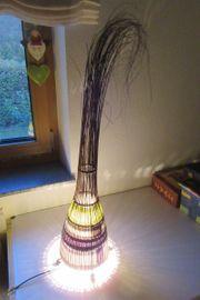 Stehlampe Natur