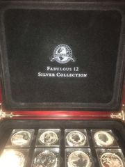 Fabulous 12 Silver Collection